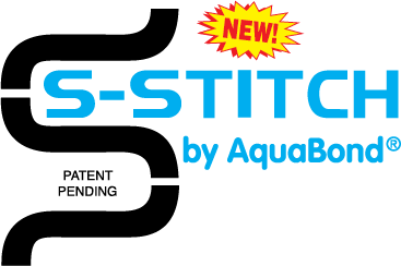 Versatile S-Stitch Concrete Crack Repair Staples by AquaBond for Pools